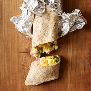 Image of Mexican Breakfast Burritos