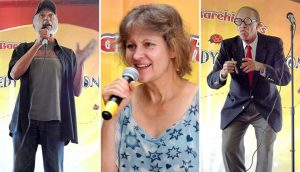 Afternoon Comedy for Older Adults